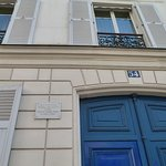 No. 54, Rue Lepic, Paris