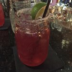 Prickly pear margarita - outstanding