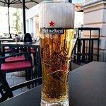 Beer in afternoon