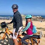 RadWagon e-Bike on 17-Mile Drive Tour