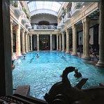 Indoor Main thermal pool