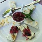 Photo of Tarpos Restaurant at Vrbica Winery