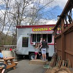 The food truck for great beer food
