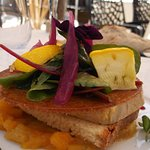 Foie gras revisité