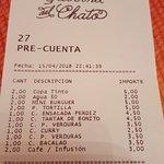Taberna del Chato Foto