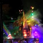 Fantasmic View from Hungry Bear Seating