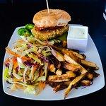 Vegeterian burger