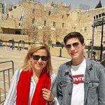 Visite de Jerusalem en famille avec son guide touristique francophone David Mansour