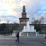 Foto di Castello Sforzesco