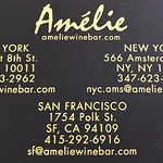 Photo of Amelie
