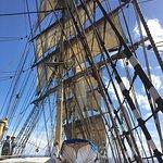 Living historic sailing aboard a Tall Ship the James Craig