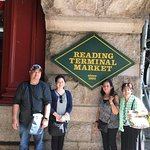 Reading Terminal Market is one of my favorite place in the City of Philadelphia.