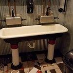 Men's Room Sink