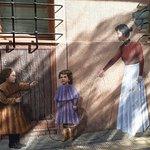 صورة فوتوغرافية لـ حي باريو لاستاريا الأثري