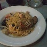 Seafood Pasta - fantastic