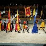 Bild från Medieval Times Dinner & Tournament