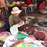 Market tour to experience local food, one of the most popular explore in Cambodia. Join us today