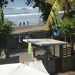 Taken from the Java Cove Beach Hotel looking out into the bay.