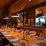 Poronui's dining experience with private chef