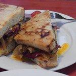 Capicola sandwich