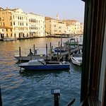 The Grand Canal from our family room at San Cassiano Residenzia D`Epoca Ca` Favretto