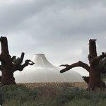 ai weiwei plants monumental iron trees