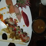 Fuji Hibachi Japanese Steak House sushi bar Foto