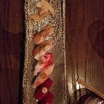 Sashimi - great taste, extremely small