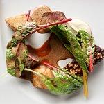 Lamb and mangoldi