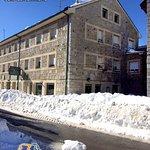 En invierno o en verano, nuestro restaurante en Babia!