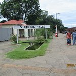 Victoria Falls station