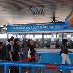 Renovated Penang ferry service