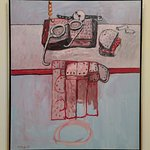 Table Top (1979) by Philip Guston, Milwaukee Art Museum