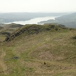 Windermere from summit
