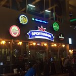 Foto di The Sportsman Sports Bar and Restaurant