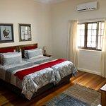 Guinea Fowl - Schlafzimmer