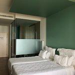 2nd floor room with balcony overlooking beach #2721