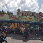 TriceraTop Spin照片