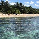 Beach view Paradise beach