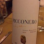 Super Tuscan wine -do delicous!