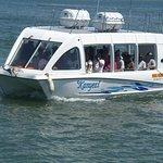 Kanyezi cruise 26 pax maximum