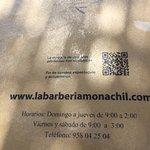Foto van La Barberia