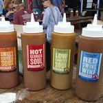 Southern Soul sauces