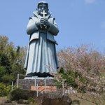 天草四郎の像