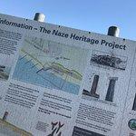 Naze Information Board