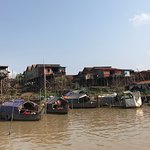 Kampong Khleang fishing village tour, the amazing trip to visit the best stilted houses of the f