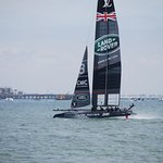 Oceanique Luxury Yacht Day Cruises - Americas Cup Portsmouth