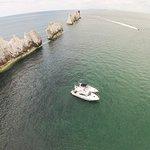 Oceanique Luxury Yacht Day Cruises - The Needles