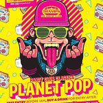 Planet Pop Every Sunday in Tramps Tenerife