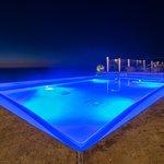 Oceanfront Infinity Spa